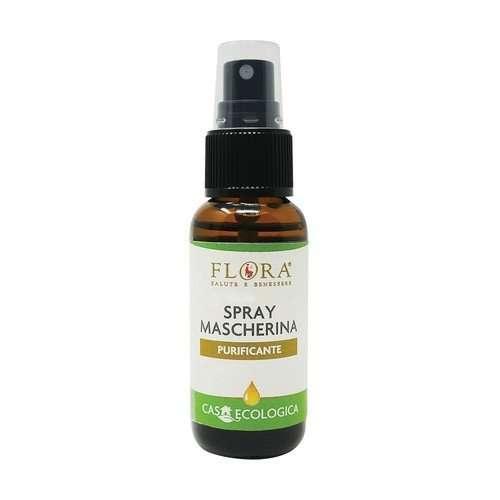 Spray Purificador Mascarillas con Alcohol y Aceites Esenciales