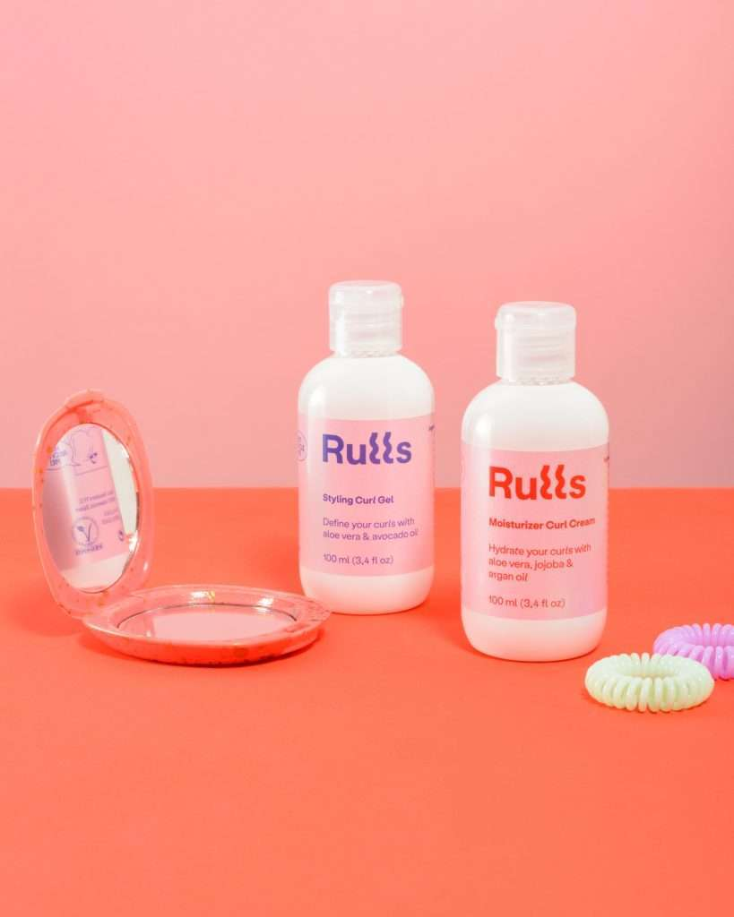 Pack Mini Rulls - Acondicionar y gel de rizos Apto Método Curly