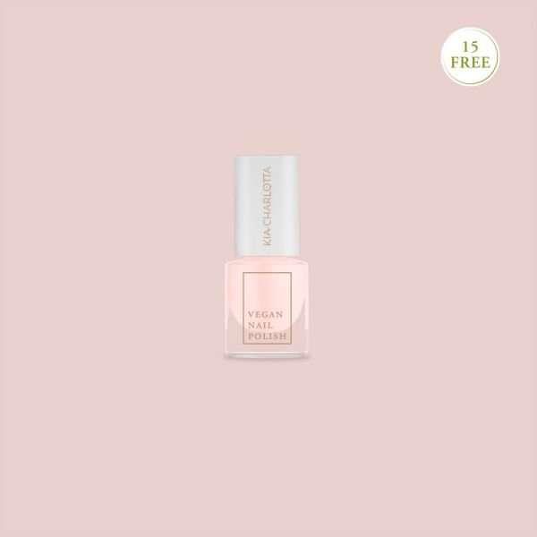 Esmalte de uñas 15free Believe (Sheer Pink)