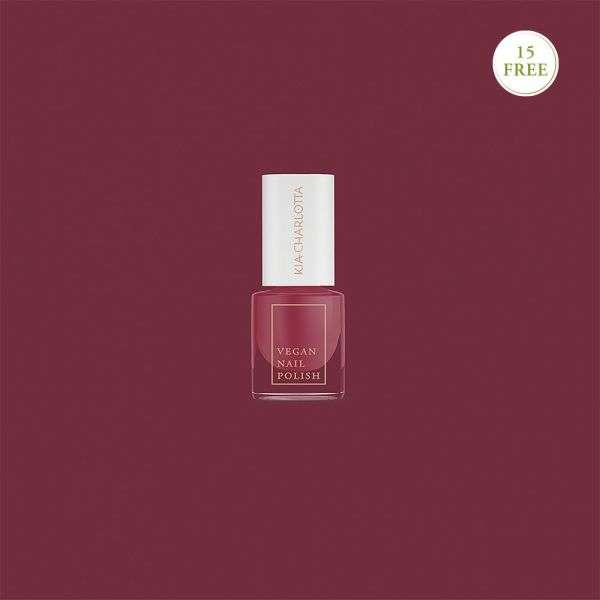 Esmalte de uñas 15free Confident (Frambuesa)