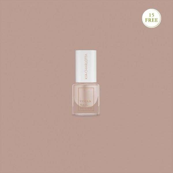 Esmalte de uñas 15free Intuición (Nude)
