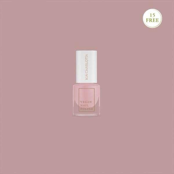Esmalte de uñas 15free Agradecida (Rosa Perlado)