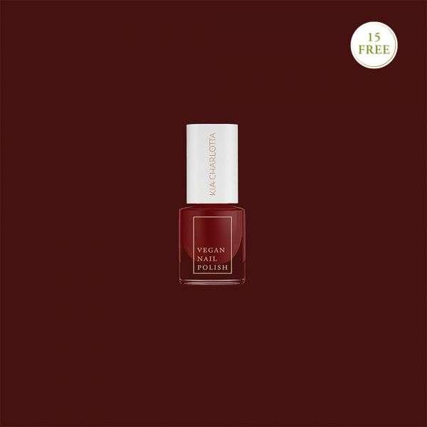 Esmalte de uñas 15free EXITO (Rojo Cereza)